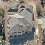 Darren Woodson's house (Birds Eye)