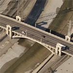 Cesar E. Chavez Avenue Viaduct (Birds Eye)