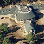 William Spivey's house (Birds Eye)