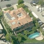 Christina Aguilera's House (former) (Birds Eye)