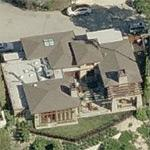 Mel Gibson's house (Birds Eye)