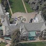Hugh Hefner's House (Playboy Mansion)
