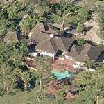 Roberto Martinez's house