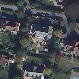 Peter Andre's House (Bing Maps)