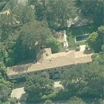 Sacha Baron Cohen's house (Birds Eye)