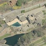 Derek Jeter's House Tiedemann Castle (Bing Maps)