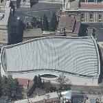 Papal Audience Hall (Bing Maps)