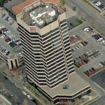 First Interstate Center (tallest building in Montana) (Birds Eye)