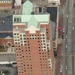 City Hall Plaza (tallest building in New Hampshire) (Birds Eye)