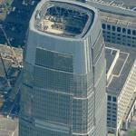 30 Hudson Street (tallest building in New Jersey) (Birds Eye)