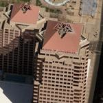 Albuquerque Plaza (tallest building in New Mexico) (Birds Eye)