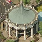 World's tallest carousel - Columbia Carousel (Bing Maps)
