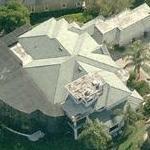 Geoffrey Stewart's house