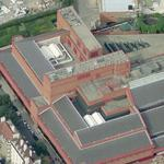 British Library (Birds Eye)