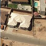 Vickie Guerrero's house (Eddie Guerrero's widow)