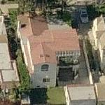 Logan Lerman's House (Birds Eye)