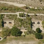 Fort De Soto's Battery Laidley (Birds Eye)