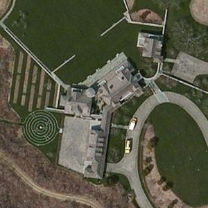 Roger Penske's House (Birds Eye)