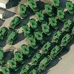 John Deere Factory (Birds Eye)