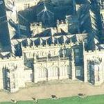 Arbury Hall (Birds Eye)