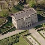 Marienlyst Palace (Birds Eye)