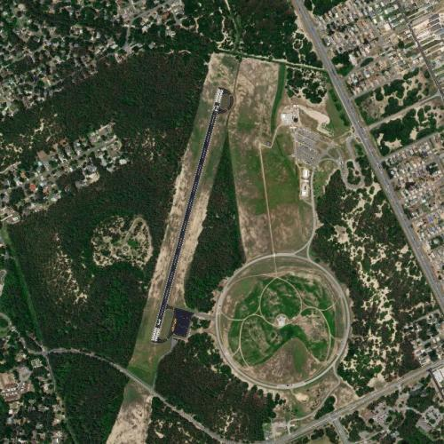 Wright Brothers National Memorial (Bing Maps)