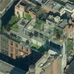 Thierry Henry's penthouse (Birds Eye)