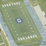 Dover High School Stadium & sports fields (Birds Eye)