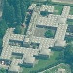Amsterdam Orphanage by Aldo van Eyck (Birds Eye)