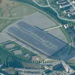 World's biggest roof-mounted solar energy facility