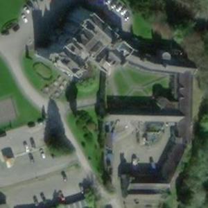 Kinnity Castle (Bing Maps)