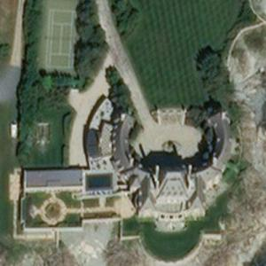Jay Leno's House (Bing Maps)