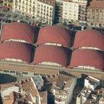 Mercado de la Cebada (Bing Maps)