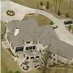 Mark Hill's house (Birds Eye)