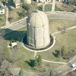 Washburn Park Water Tower (Birds Eye)