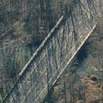 Petticoat Bridge & Skirmish site (Birds Eye)