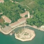 Poveglia Island - haunted island in Italy
