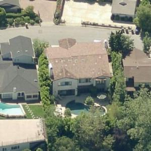 Taylor Armstrong's House (Birds Eye)