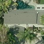 Kyle Richards' House (former) (Birds Eye)