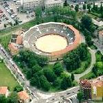 Plaza de Toros en Oviedo (Birds Eye)