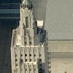 Kansas City Power and Light Building (Birds Eye)