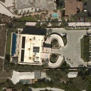 Gary Kompothecras' House (Bing Maps)