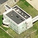 'Shamberg House' by Richard Meier (Birds Eye)