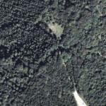 Malga Porzus massacre site (WWII) (Bing Maps)
