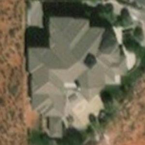 Russ Nielson's house (Bing Maps)