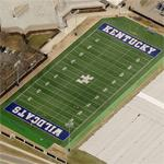 Kentucky Wildcats Training Facility (Birds Eye)