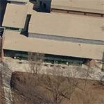 William F. Ekstrom Library (Birds Eye)