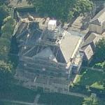 Quinlan Terry's Iconic Villa (Birds Eye)