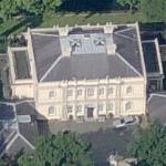 Quinlan Terry's Venteto Villa (Birds Eye)