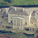 Quinlan Terry's Doric Villa (Birds Eye)
